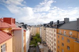 18 - Utsikt från terrassen
